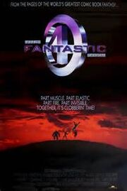 Fantastic four unreleased
