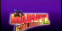 MARVEL COMICS: 1990'S Marvel Animated Universe