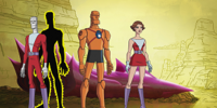 DC COMICS: DC NATION (Doom Patrol)