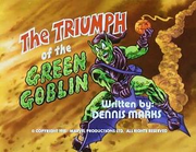 Ep 01 Triumph of the Green Goblin