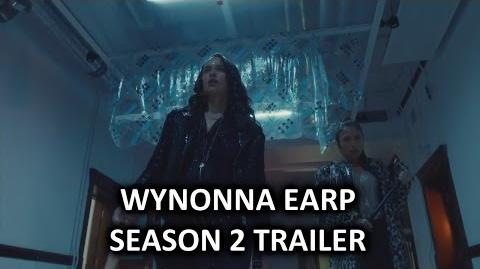 Wynonna Earp Season 2 Official Trailer HD