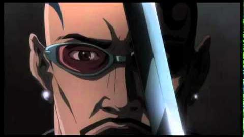 MARVEL COMICS: Marvel Anime Blade