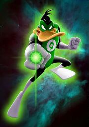 Green Loontern---1