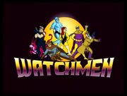 Saturday Morning Watchmen (39)