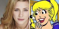 ARCHIE COMICS: CW Riverdale bio Betty Copper