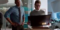 DC COMICS: CBS Supergirl bio Jimmy Olsen