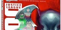 DC UNIVERSE: Justice League (JL: Doom DVD)