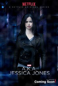 Aka Jessica Jones promo poster