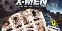 X-MEN CINEMATIC UNIVERSE: X-Men Days Of Future Past