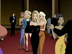 File:Black Canary in Chase Me.png
