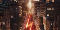 DC COMICS: CW Flash (s1 ep22 Rogue Air)