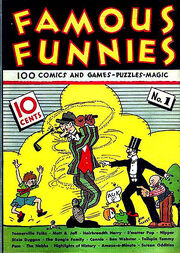 FamousFunnies n1(1934)