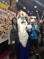 SDCCJen AdventureTimeCosplay