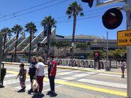 Comic-Con Train Station