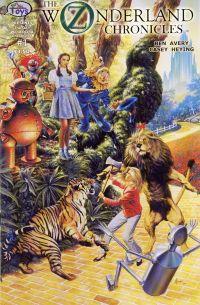Oz-Wonderland Chronicles 1
