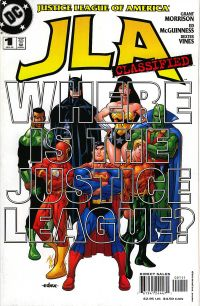 JLA- Classified 1