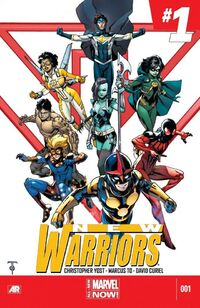 New Warriors 2014 1