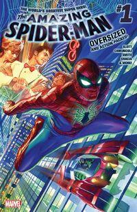 Amazing Spider-Man 2015 1