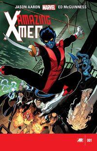 Amazing X-Men 1