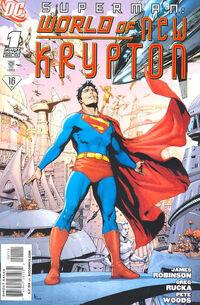 Superman World of New Krypton 1