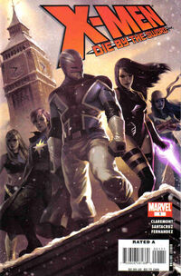 X-Men Die by the Sword 1
