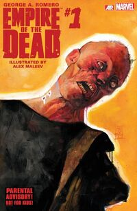 George Romero's Empire of the Dead Act One 1