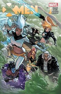 Extraordinary X-Men 1