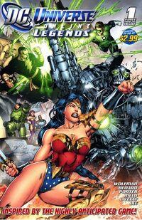 DC Universe Online Legends 1