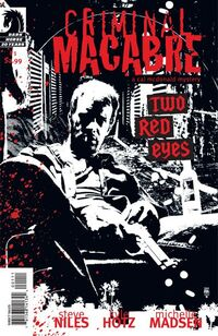 Criminal Macabre Two Red Eyes 1