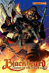 Blackbeard Legend of the Pyrate King 1