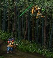 Commando 2 Bamboo Weapon