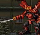 Mecha-Samurai