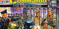 Convict Commandos - The Killing Cage