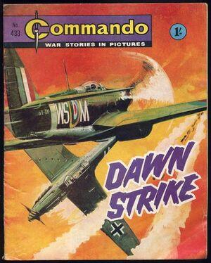 Commando No 433 - Dawn Strike 2