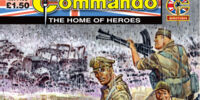 Convict Commandos - Rain Of Terror