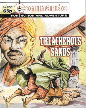 3201 treacherous sands