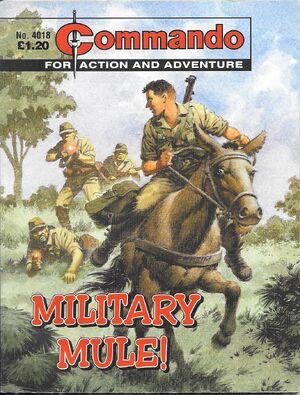 4018 military mule