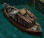 Btcod barg escape boat
