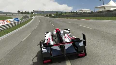 GTR2 - Audi R18 e-tron quattro (2014 Edition) @ High Speed Ring