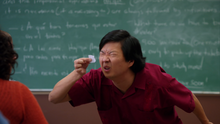 ACL Chang presents to the class the crib sheet