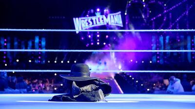 Rest In peace Undertaker