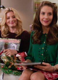 Britta Annie in Season Four