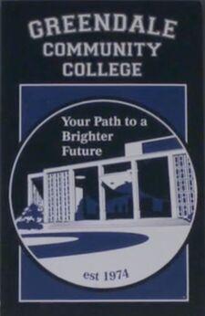 Greendale Est.1974 poster