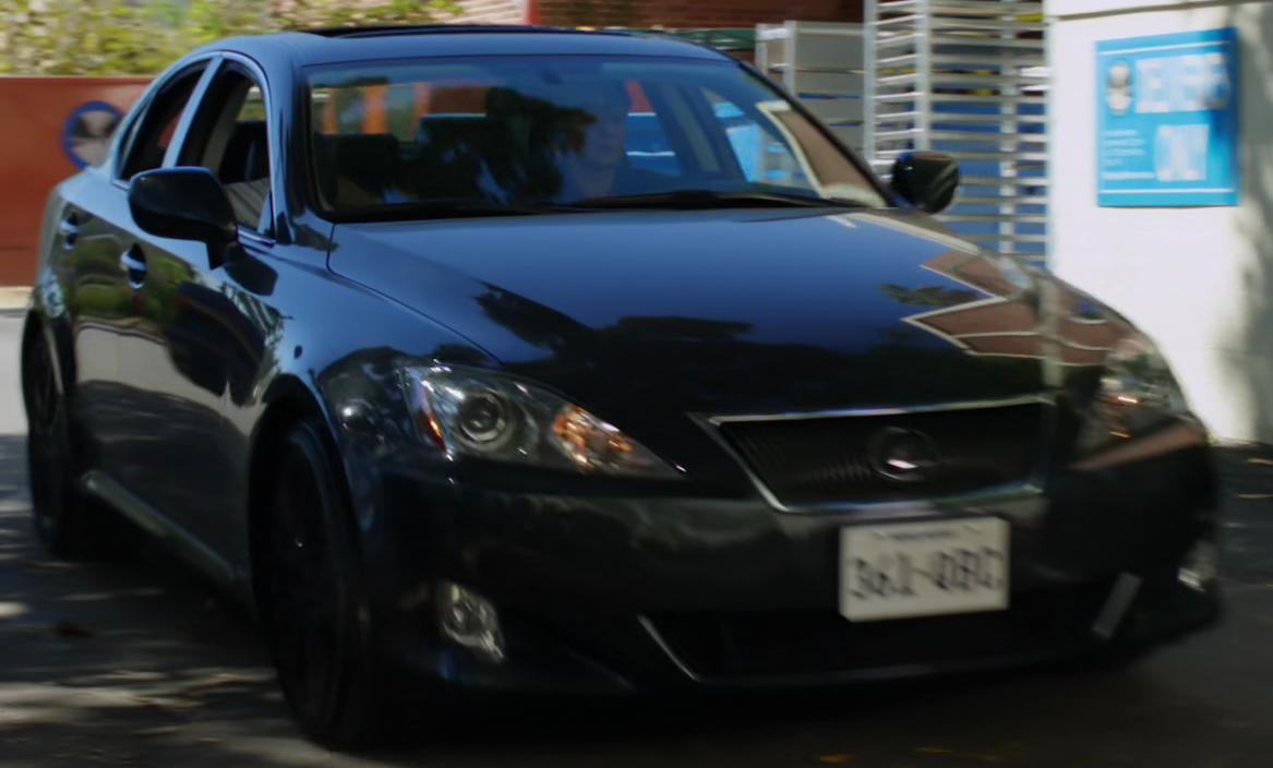 Jeff's Lexus