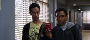 S02E22-Troy and Abed end tag