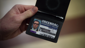 CTAID Professorson ID