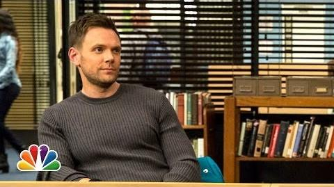 Is Jeff Winger Gay? - Community