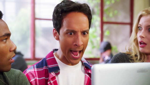 File:B101 Abed reacts negatively to his latest shows abrupt ending.png