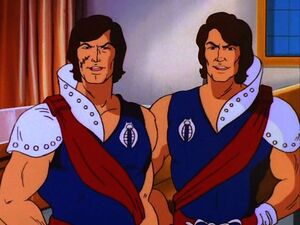 Tomax and Xamot