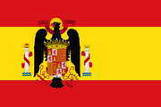 Flag of Francoist Spain